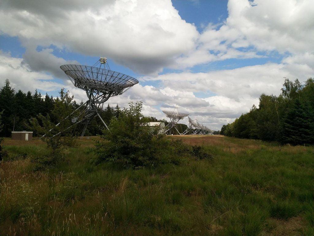 Radiotelescopen Drenthe