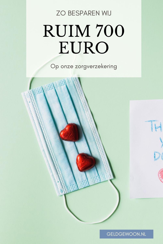 Zo besparen wij volgend jaar 700 euro op onze zorgverzekering