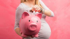 Baby financieel
