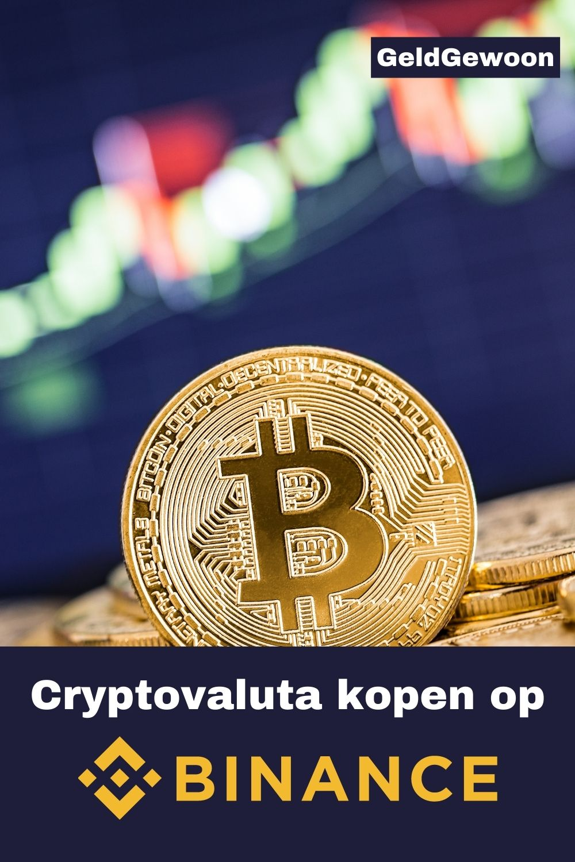 Zo koop je Bitcoin en andere cryptovaluta op Binance