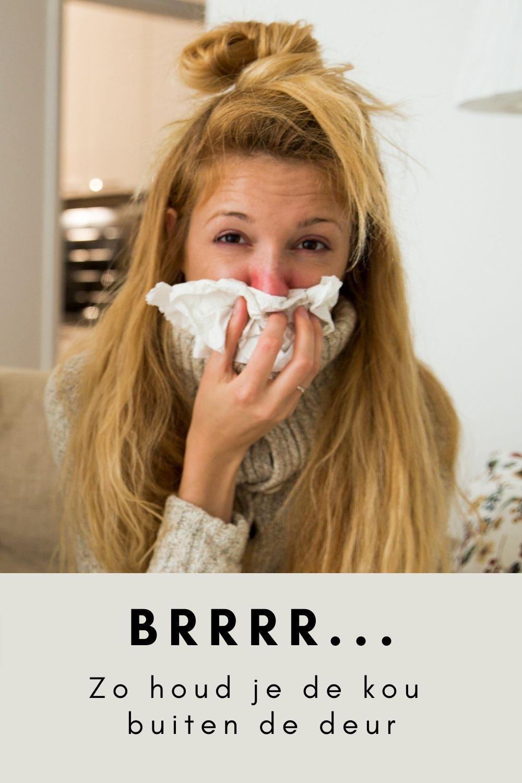 Koude dagen – Zo houd je de kou buiten de deur