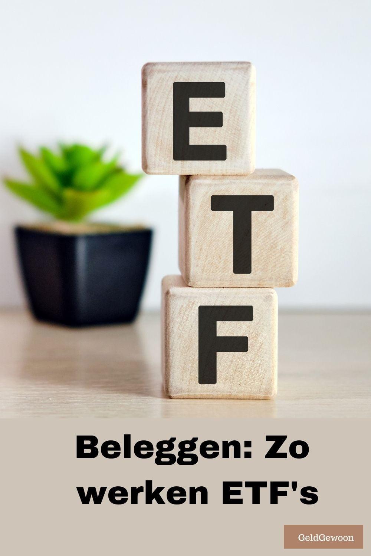 Wat zijn ETF's?